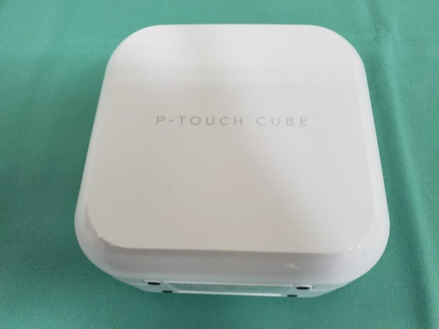 ブラザー P-TOUCH CUBE