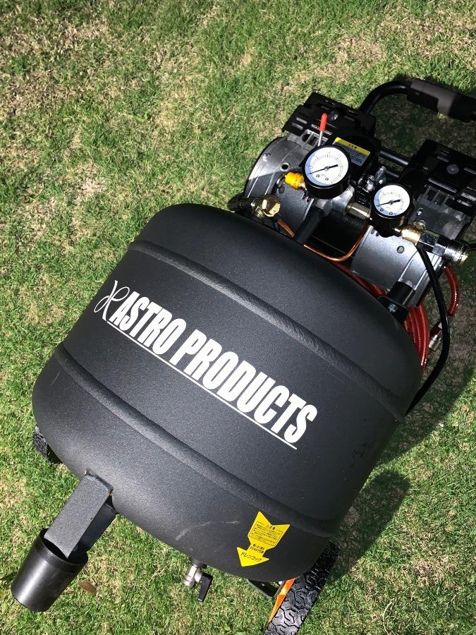 アストロプロダクツ AP 縦型コンプレッサー 38ℓ