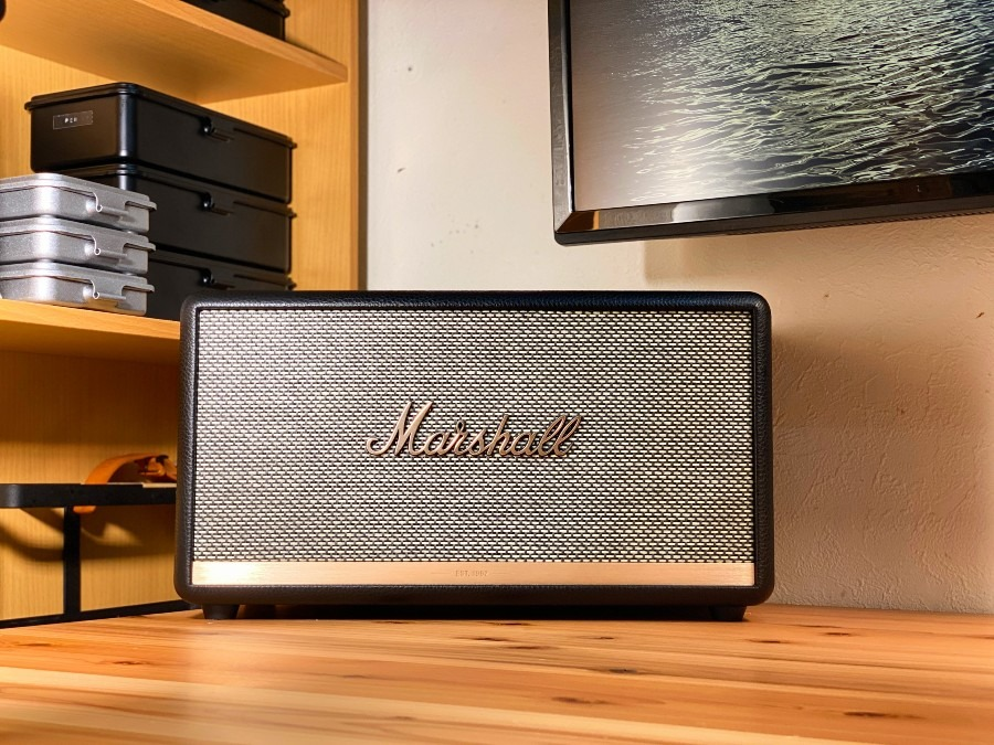 Marshall Bluetoothスピーカー Stanmore Ⅱ
