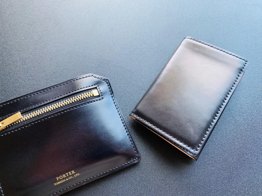 【財布】新時代のコードバン