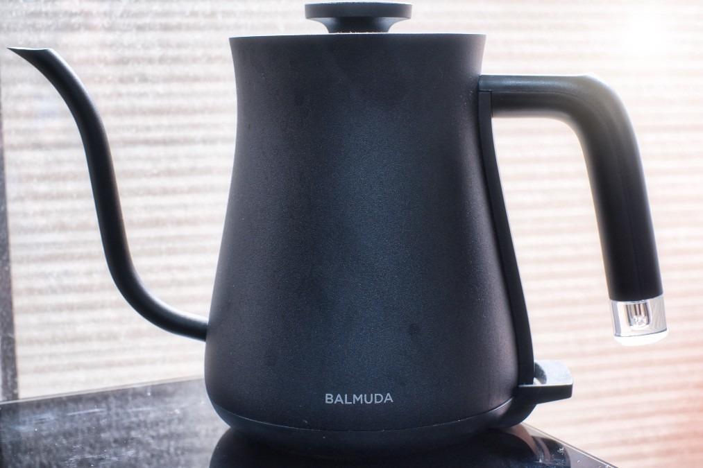 魅惑のコーヒータイムを演出 バルミューダPOT