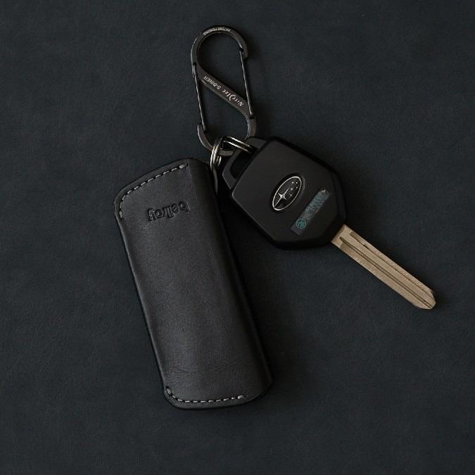 ミニマルなキーケース「Bellroy Key Cover Plus」