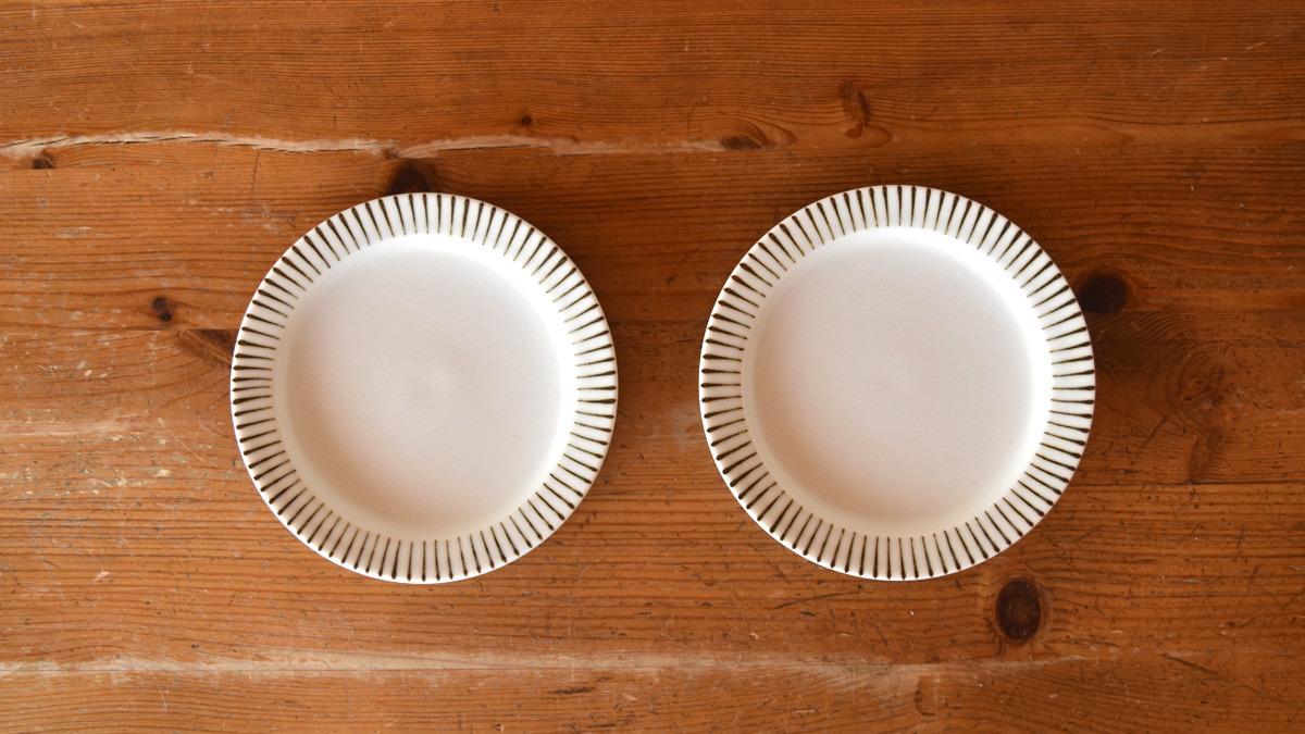 砥部焼 松田窯の小皿