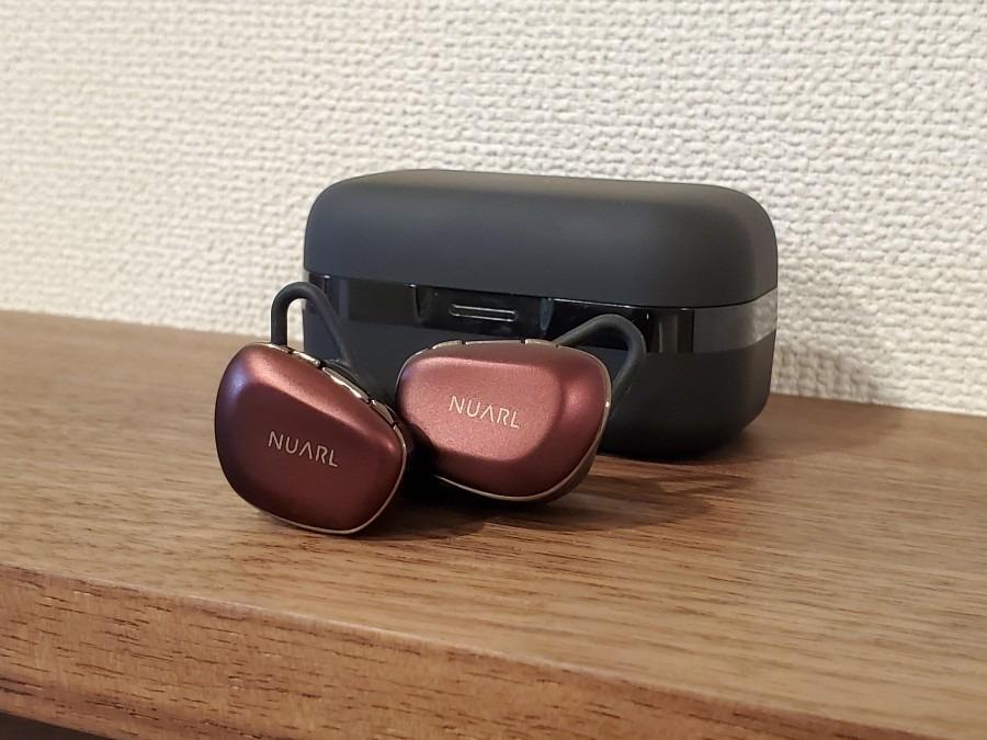 完全ワイヤレスイヤホン「NUARL N6 Pro」