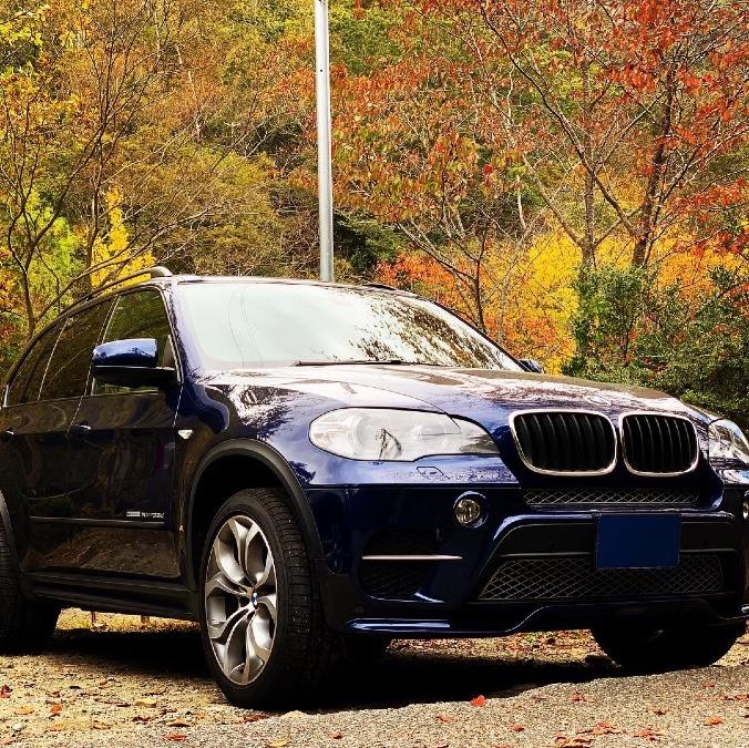 BMW X5 35d E70