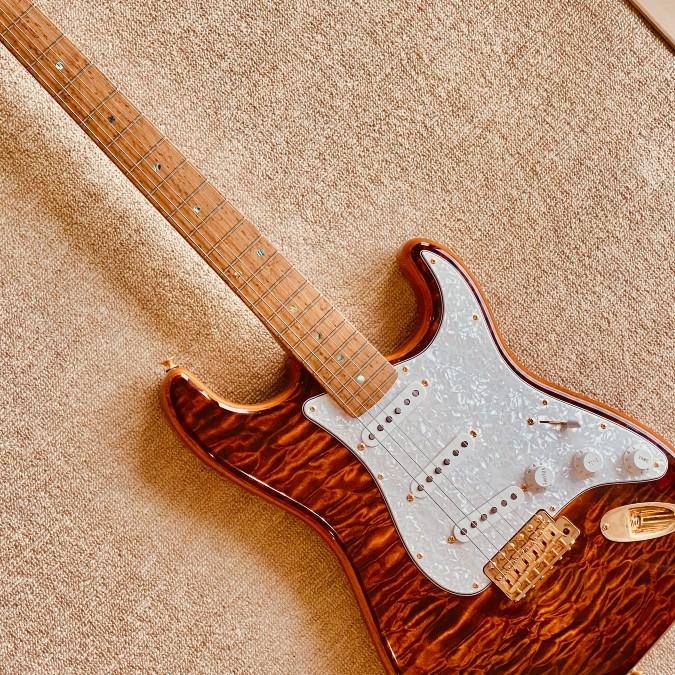Custom 50's Stratocaster NOS No.KM1009/Fender Custom Shop