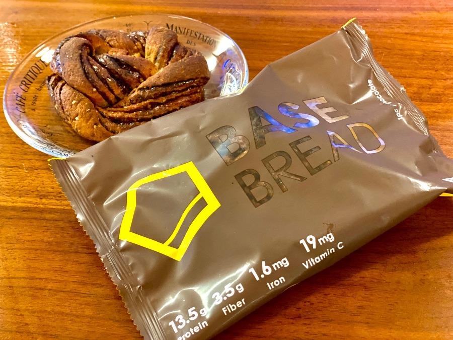 BASE FOOD/BASE BREAD(チョコレート味)