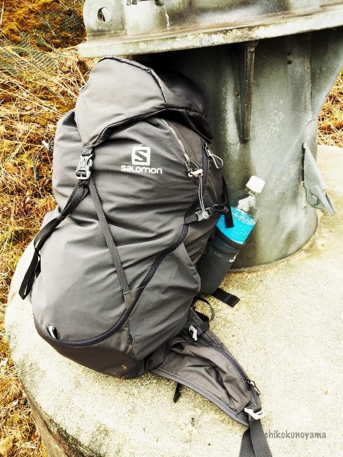 【軽量化をめざす登山者向け】サロモン「バックパック OUT WEEK 38+6」