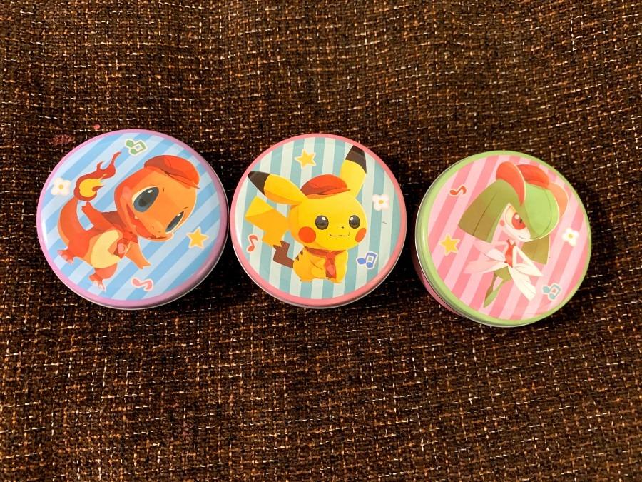 Pokémon Café Mix 丸缶コレクション