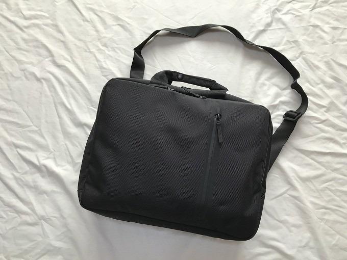 ユニクロ「3WAYバッグ」は定価3,990円の万人向けビジネスバッグ