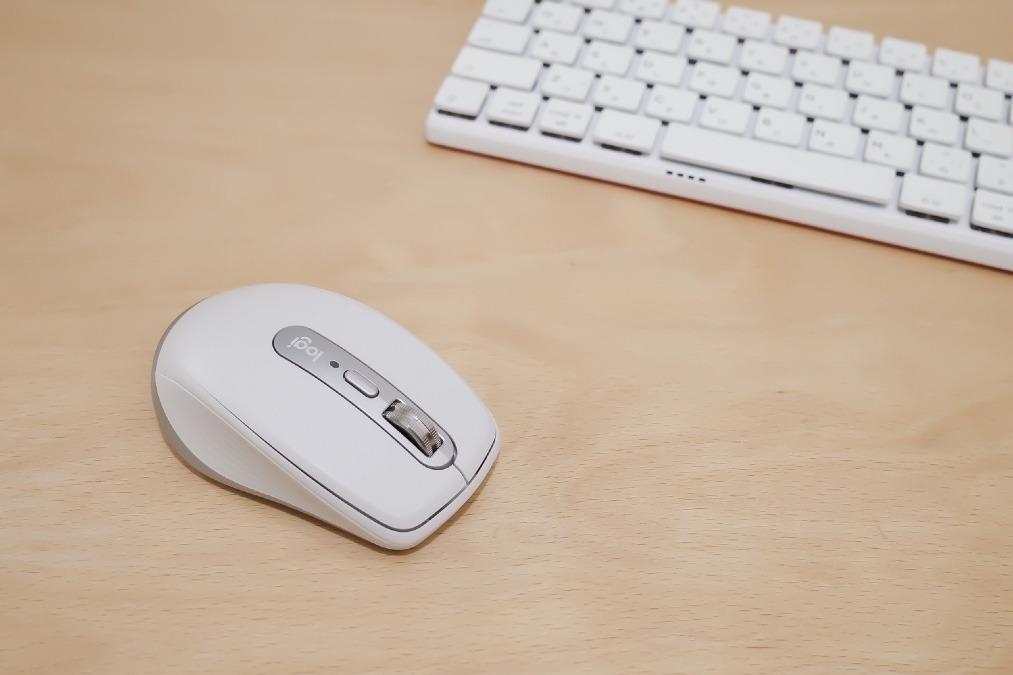 モバイルマウスの最高峰|MX ANYWHERE3
