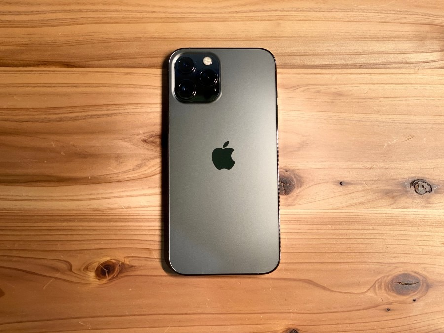iPhone 12 Pro Max グラファイト