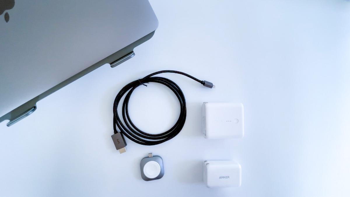 M1 MacBook、iPhone 12 miniに最適な周辺機器
