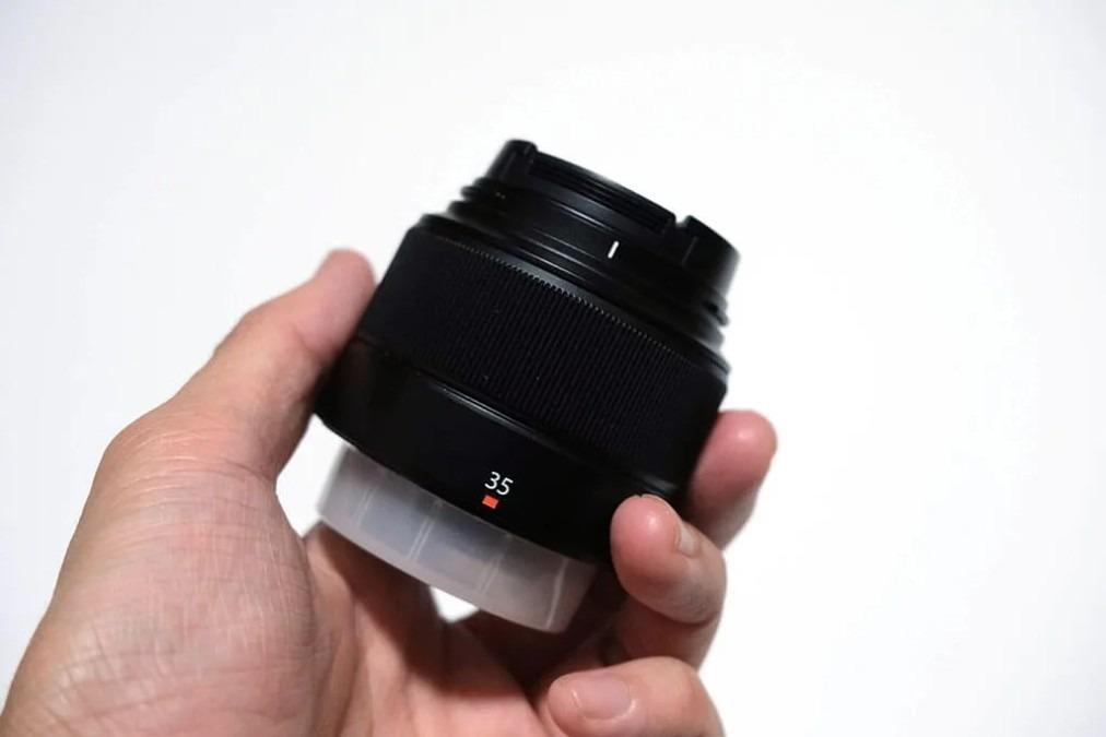 FUJIFILM XC35mm F2