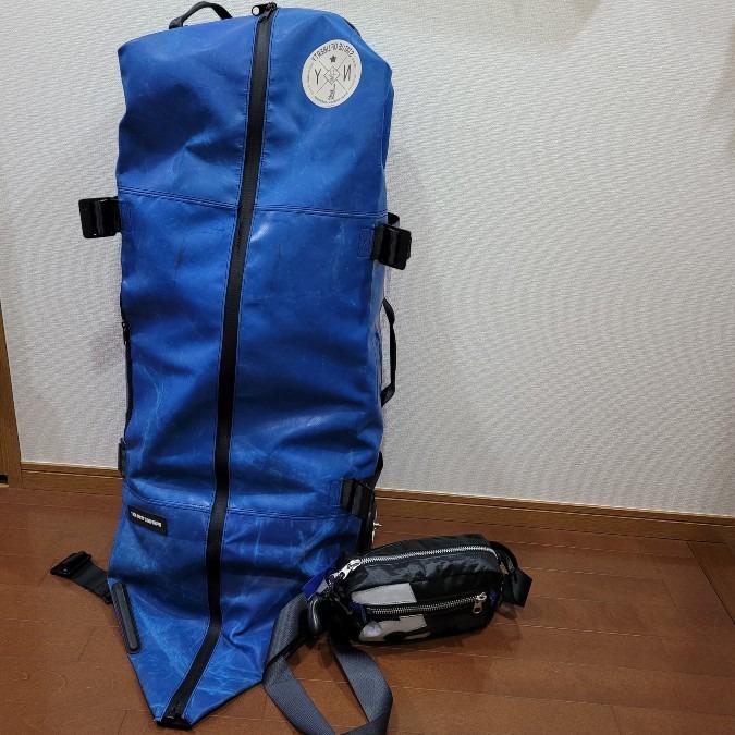 FREITAG F733 ZEPPELIN スーツケース