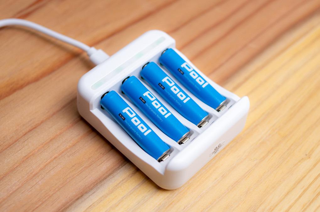 充電池 Pool