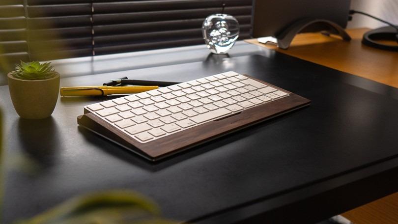 GROVEMADE Wood Keyboard Tray|Magic Keyboard専用トレー