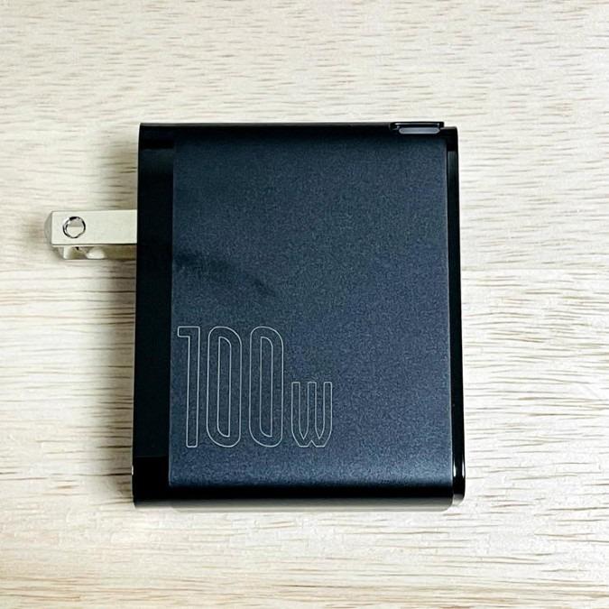 Baseusの100W対応USB充電器を実機レビュー!Baseusは世界が注目するグローバルブランド