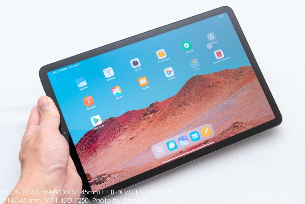Xiaomi Pad 5 Pro~Snapdragon 870に120Hz駆動の2.5Kディスプレイの本当に欲しかった性能のタブレット