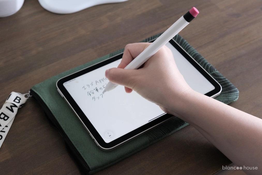 鉛筆のようなデザインのApplePencil第2世代のカバー